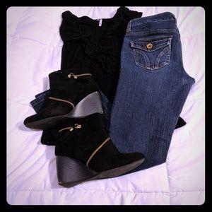 DKNY Ludlow Jean